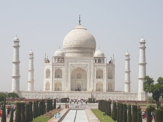 Фотография Full Day Agra Tour of Taj Mahal, Baby Taj, Red Taj and Replica Taj