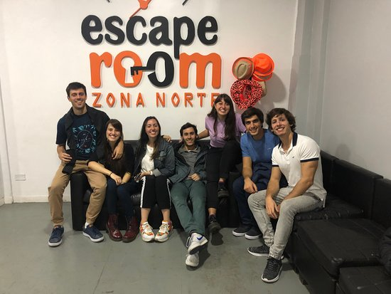 ‪Escape Room Zona Norte‬