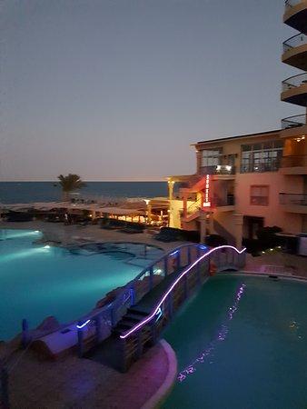 hotel i basen