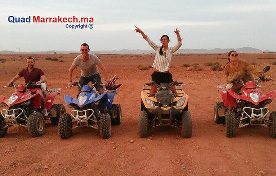 Quad Marrakech Palmeraie