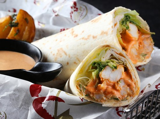Full Omani Lobster Wrap  @ 160 Grilled or Boiled Choose your sauce: Dynamite, Garlic Butter or Lemon Cream