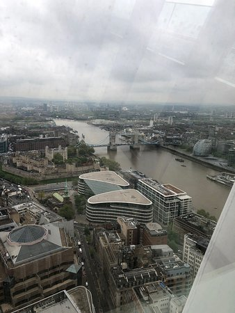 How far in advance can you book sky garden