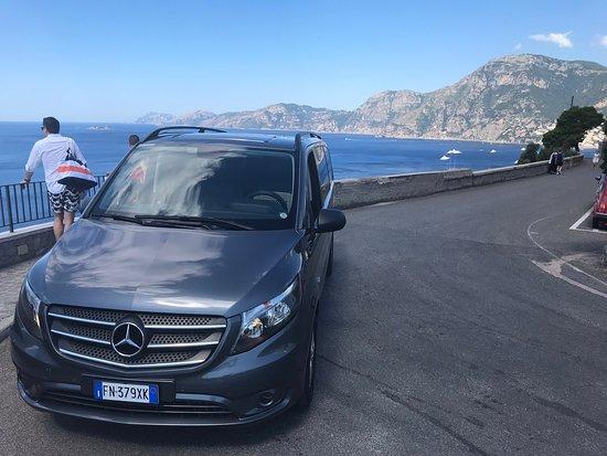 Amalfi Coast - Private Car Service