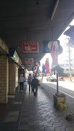 Tochigi Prefecture, اليابان: 大正、昭和の雰囲気を色濃く残した町並みはタイムスリップしたような気分を味わえます。船から見る景色もよし、船を見る景色もまたよし。からくり屋敷をのぞいてみるのもまた楽しいかと思います( 〃▽〃)いい時間を過ごせました。