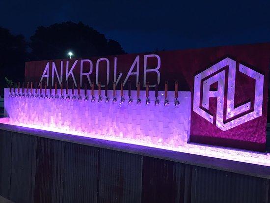 Ankrolab Brewing Company