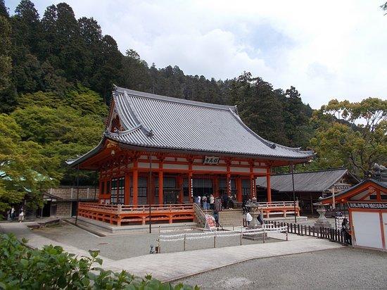 Katsuo-ji Temple Hondo