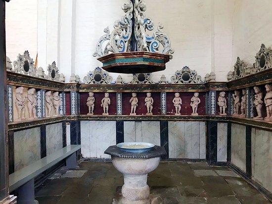 Vra, Danimarca: Bøvlum Kloster - Klosterkirke