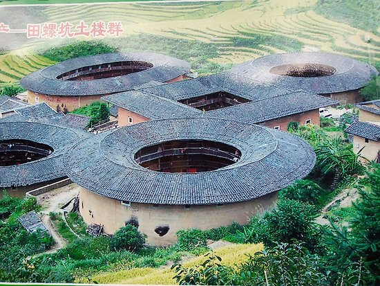 Hakka Earth Circular Houses of Ganzhou