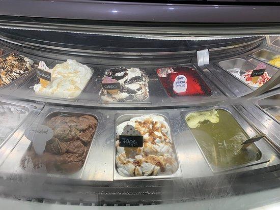 Great ice cream
