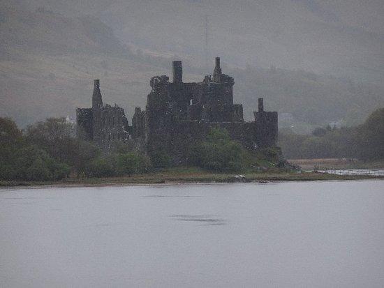 Kilchurn Castle照片