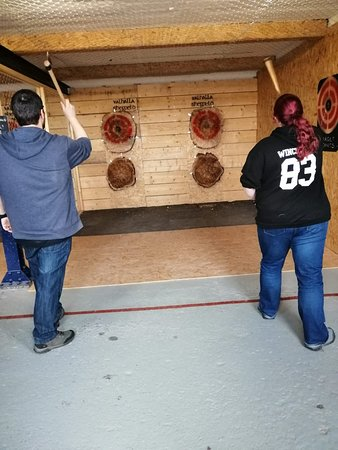 Valhalla Martial Arts and Axe Throwing