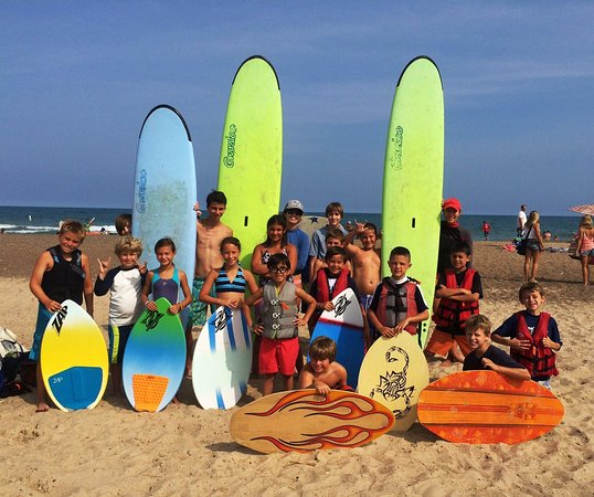 Third Coast Surf Shop Kids' Beach Day Camps - St. Joseph
