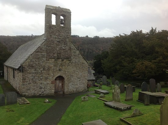 St Mary's Church Caerhun