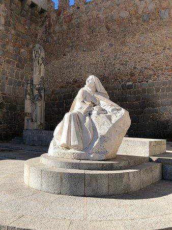 Monumento A Santa Teresa