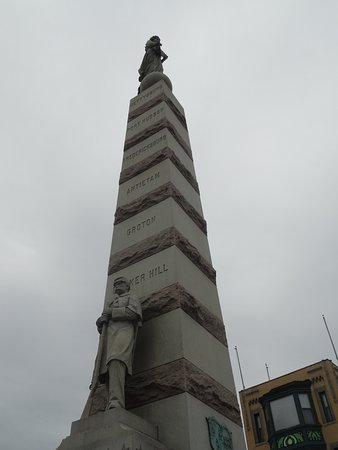 Soldiers' & Sailors' Monument