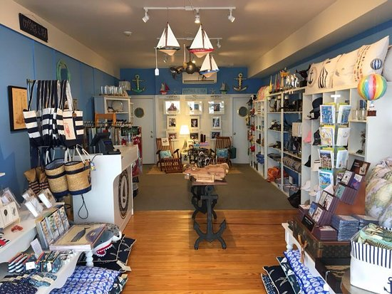 All Ashore Cottage Outfitters