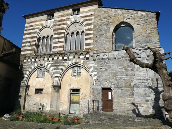 Palazzo comitale dei Fieschi