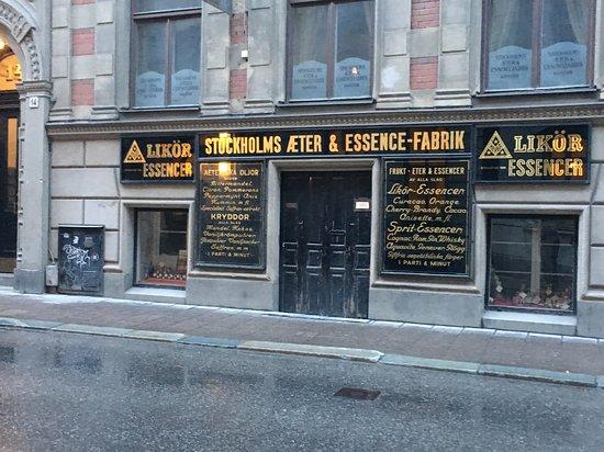 Stockholms Aeter & Essencefabrik