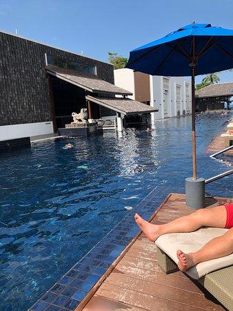 Lyxigt hotell på Kai Bae Beach