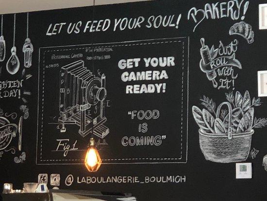 La Boulangerie Boul'Mich Photo