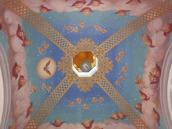 St  Michael's Golden Domed Monastery: КУПОЛ