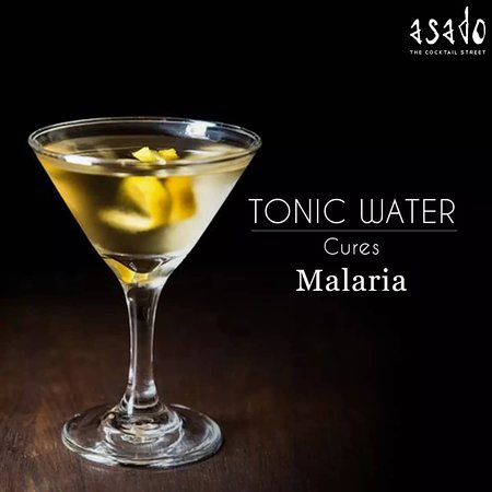 Dome, กานา: theChair's Tonic Water