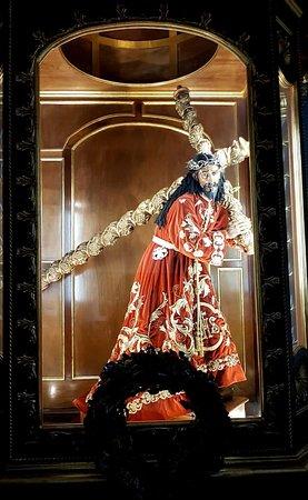 Cristo Nazareno, una obra de arte.