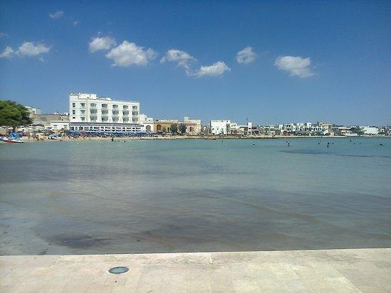 Porto Cesareo, Italija: Mare