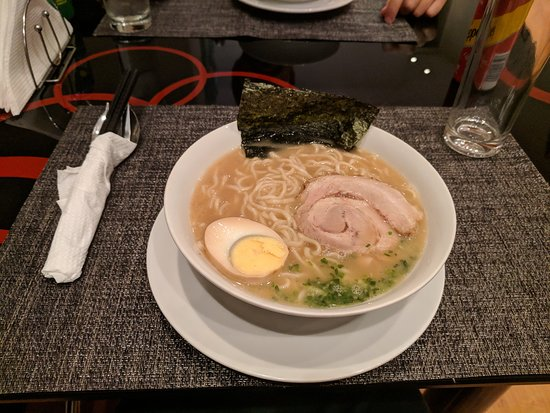 Musashi Restaurante Japonês : Ramen on Sundays!