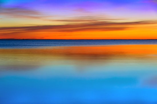 Moore To See Photo Expeditions: BackBay Sunrise