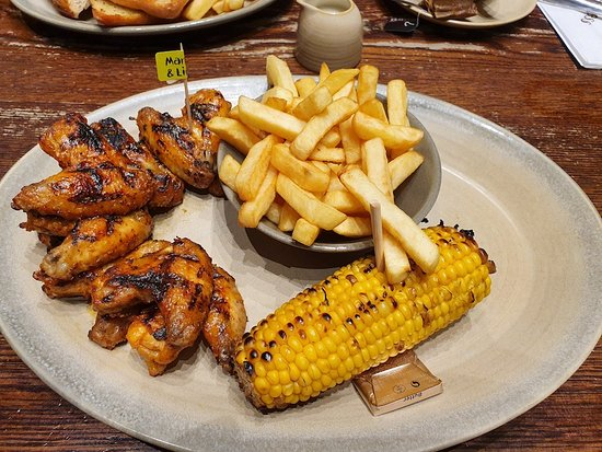Nando's Solihull touchwood