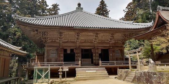 Engyo-ji Temple Okunoin