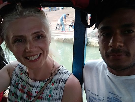 Violetta and Harish tour and travel