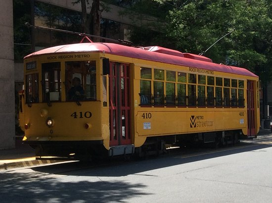River Rail Electric Streetcar Little Rock 2020 All You