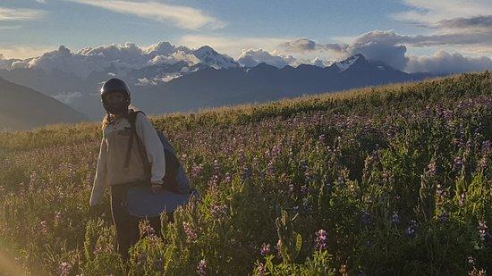Chinchero, Peru: Cada dia una experiencia nueva, una desicion que tomar, pero la satisfaccion de volar, eso no se puede comparar, Gracias y a seguir volando✌