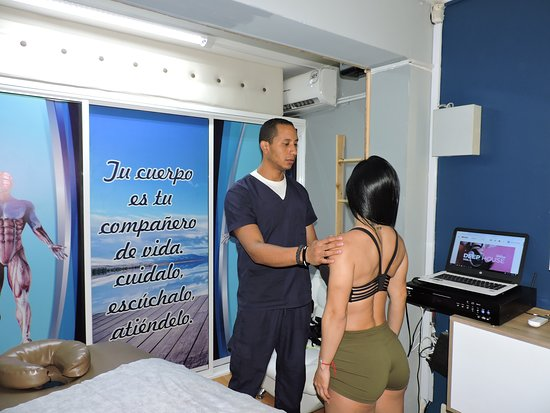 Sports Massage Medellin