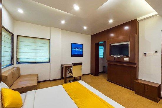 Nagpur District, Ινδία: Deluxe room