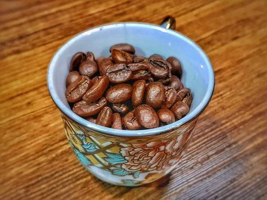 Violin Café: Hot chocolate