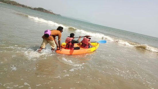 Palolem Beach: Great fun