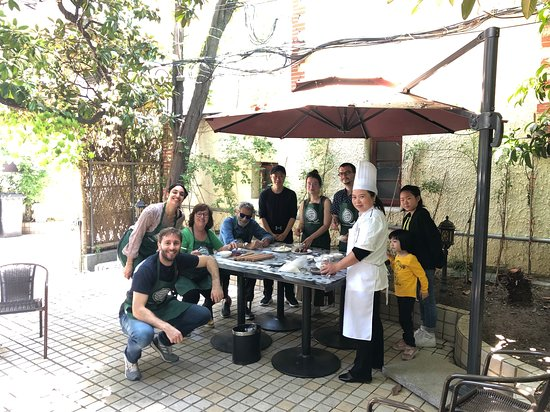 Cook In Shanghai Chinese cooking classes- Private Cooking Class