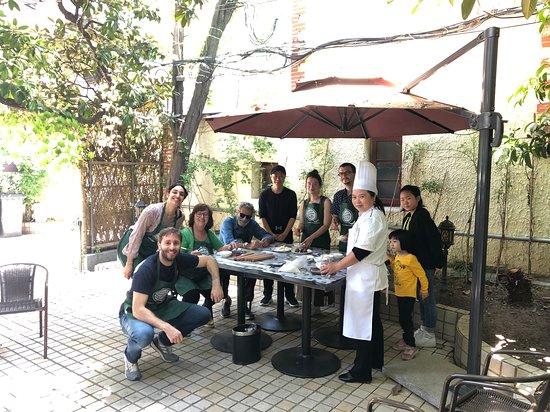 上海烹调课堂