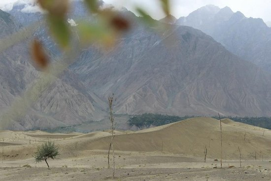 Cold desert of Skardu
