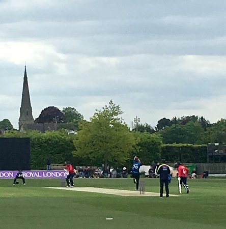 The County Ground: A bit of cricket at Beckenham
