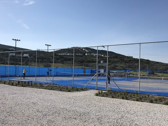 ‪Aegean Tennis Centre‬