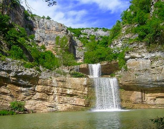 Klina, Kosowo: Mirusha Waterfalls