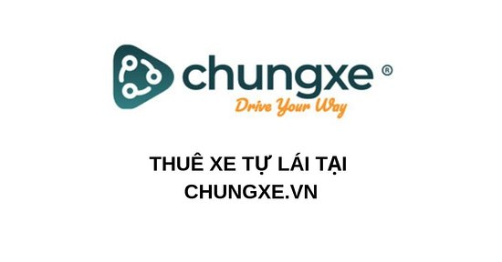 Chungxe.vn Vehicles Rental Service