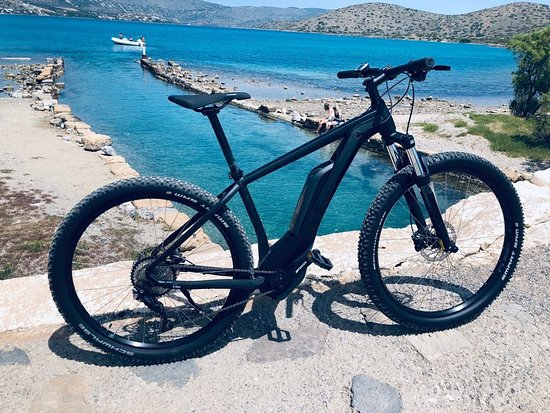 Bicycle Rental Crete