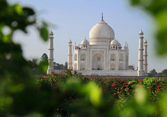 Tour To Taj Mahal