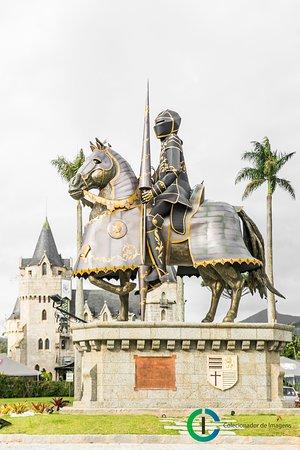 Praça do Cavaleiro  Foto: Bruno Wanderley