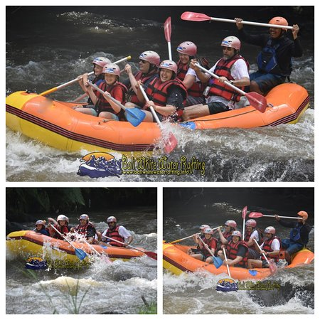Beautiful afternoon at Ayung River today. Thank you so much Yvette Knights and family for using our service and team today (Dwix and Kocok). Enjoy the rest of your stay in ubud. See you till next time. www.baliwhitewaterrafting.info Phone/WhatsApp: + 62 81 236 521 215